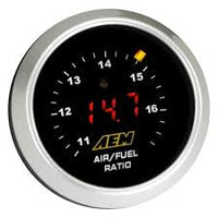 AEM Digital Wideband AFR UEGO Gauge (Without Oxygen Sensor) (30-4110NS)