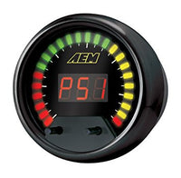 AEM Digital Serial Data Stream Gauge for EMS V1 & V2 (30-4300)
