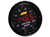 AEM X-series Wideband UEGO Air/Fuel Ratio Sensor Controller Gauge (30-0300)