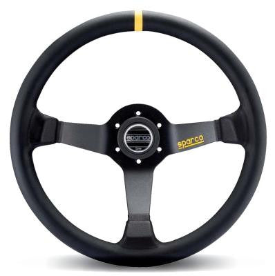Sparco Competition Steering Wheel: R 345