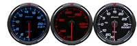 Defi Racer Gauges: 0-140PSI Oil/Fuel Pressure (52mm USDM Series)
