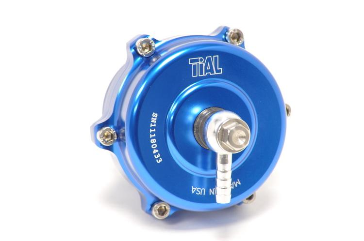 TiAL Sport Q Blow Off Valve Blue