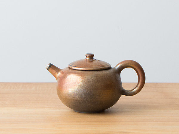 Fire Teapot, Reserve, Three
