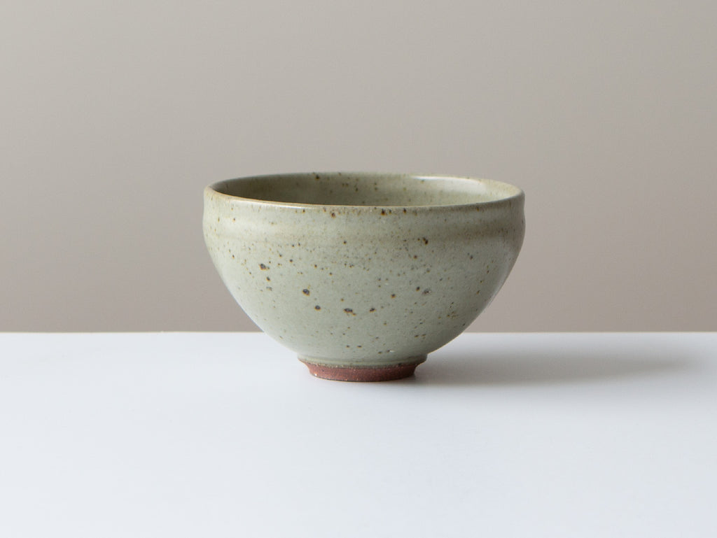 Winter Celadon Bowl