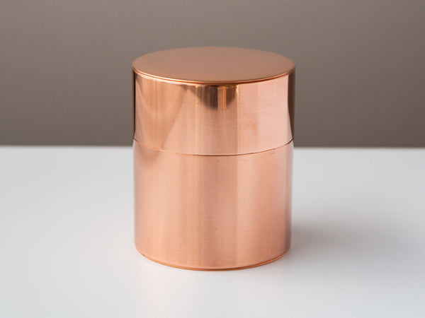 Kato Copper Tea Storage