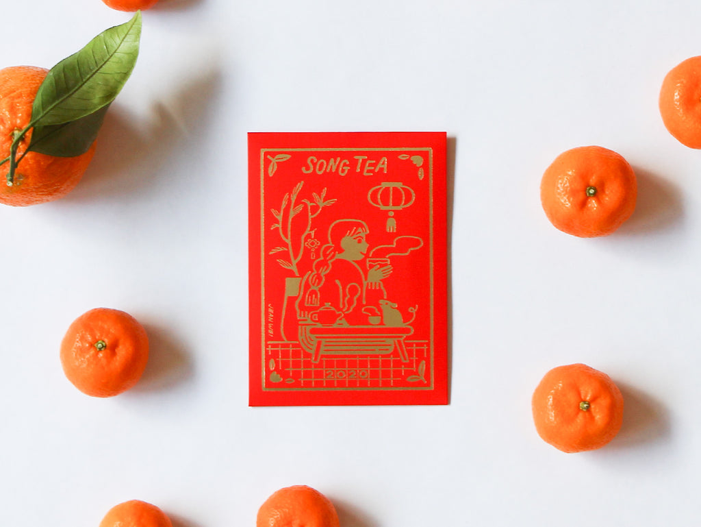 Lunar New Year Red Envelopes