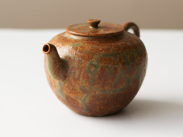 Mini Teapot, Pear Ash Fuyu