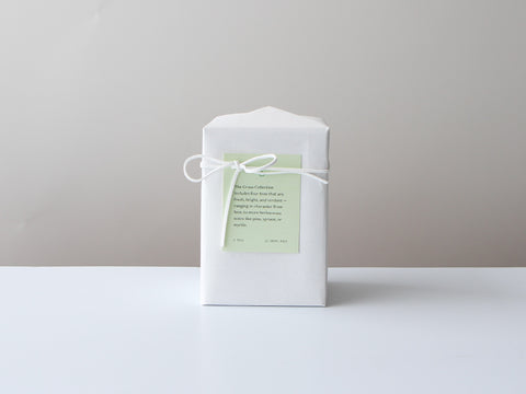 Tea by Character Collection: Grass