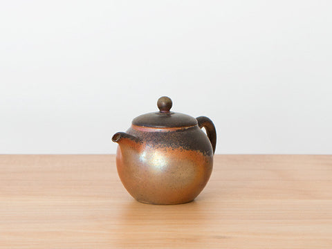 Gold Tea Pot, Thirty