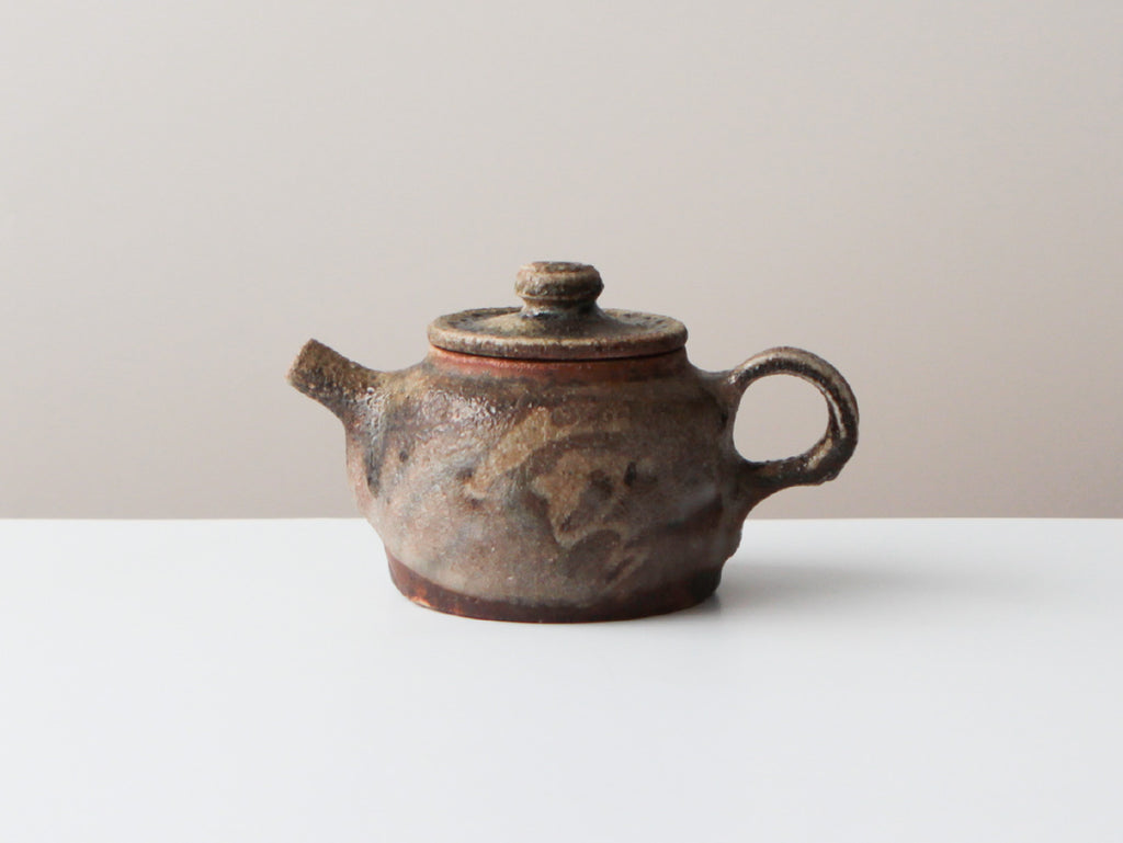 14 Day Fired Teapot, No. 1