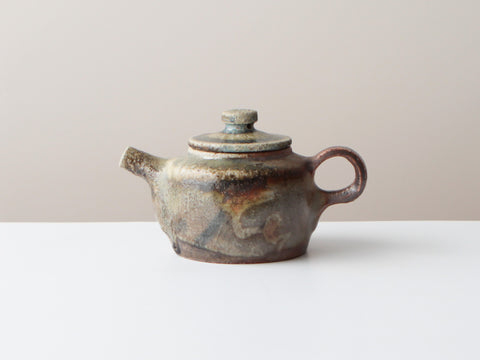 14 Day Fired Teapot, No. 3