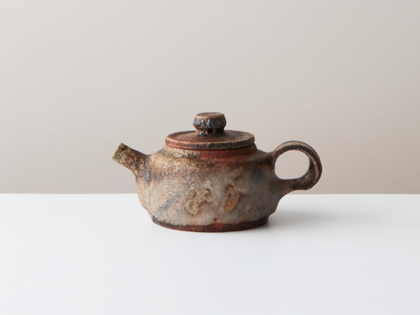 14 Day Fired Teapot, No. 4