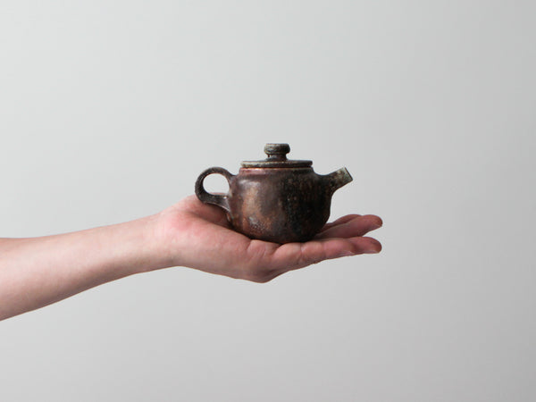 14 Day Fired Teapot, No. 5