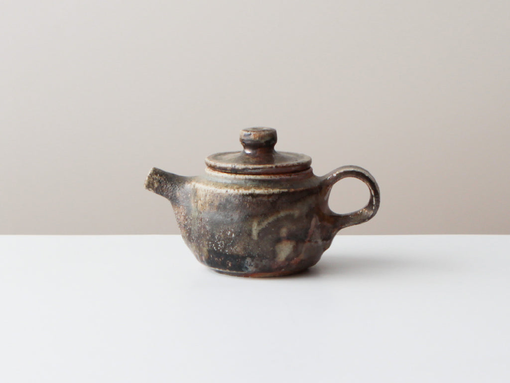14 Day Fired Teapot, No. 6