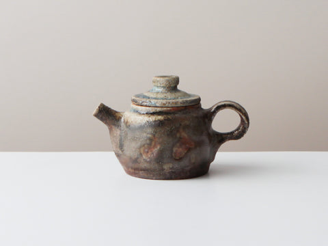 14 Day Fired Teapot, No. 7