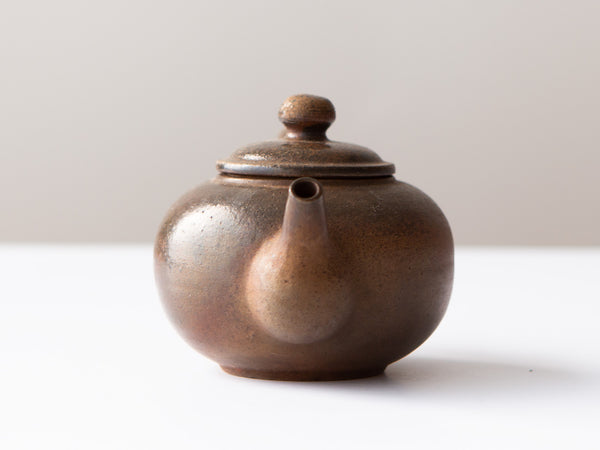 Rust Teapot, No. 2