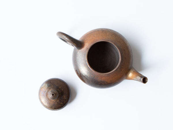 Bronze Teapot, No. 1
