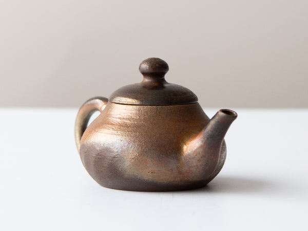 Bronze Teapot, No. 3
