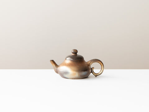 Bronze Teapot, No. 4