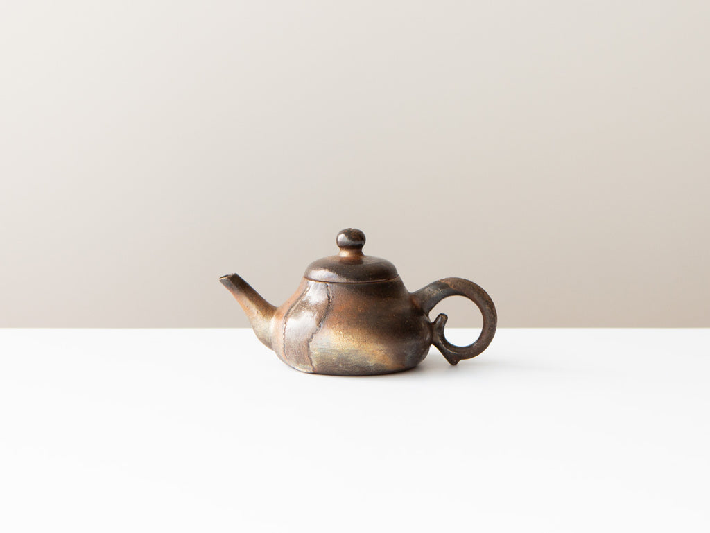 Bronze Teapot, No. 6