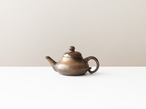 Bronze Teapot, No. 7