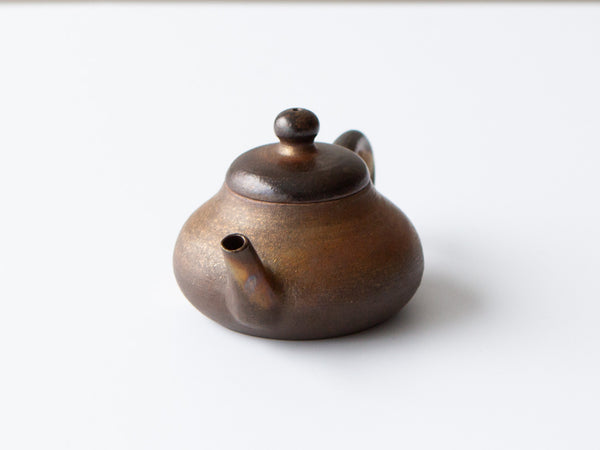 Bronze Teapot, No. 8