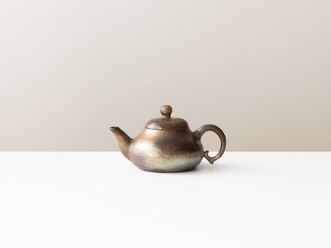 Bronze Teapot, No. 10