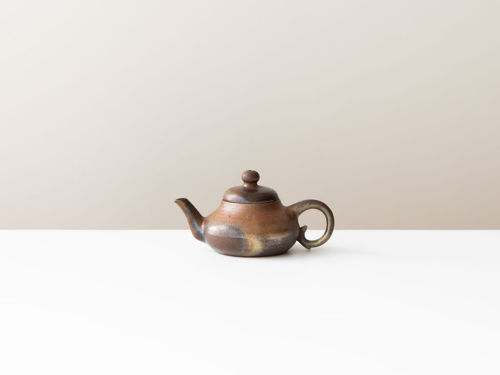 Bronze Teapot, No. 11