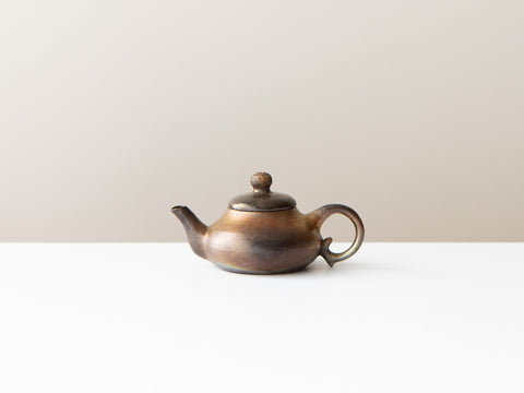 Bronze Teapot, No. 12