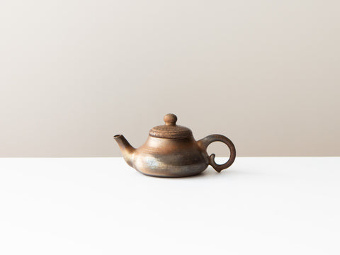 Bronze Teapot, No. 13
