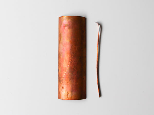 Copper Tea Utensils, Fig