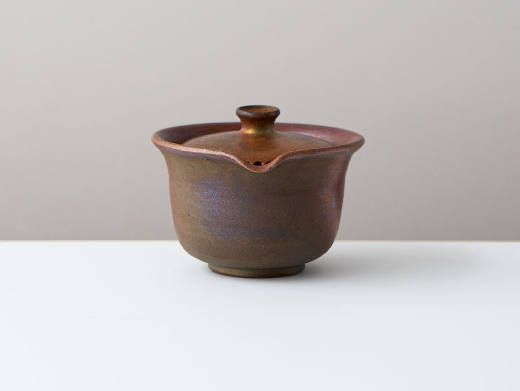 Wood-fired Shiboridashi, Variation 2 Front View