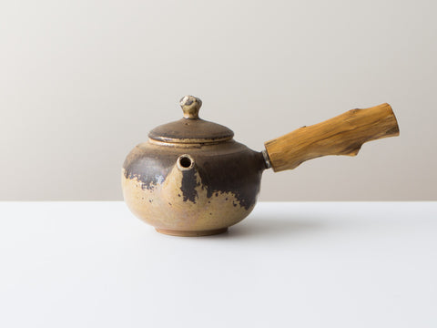 Fire Cypress Teapot