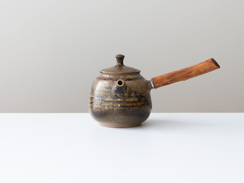 Fire Cypress Teapot, No. 1