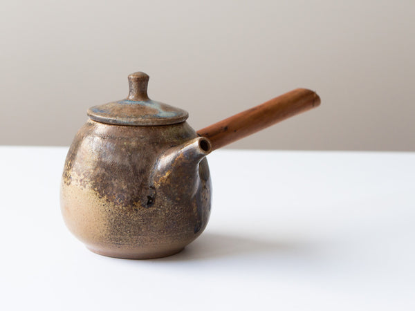 Fire Cypress Teapot, No. 3