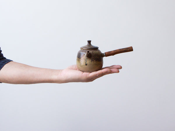 Fire Cypress Teapot, No. 4