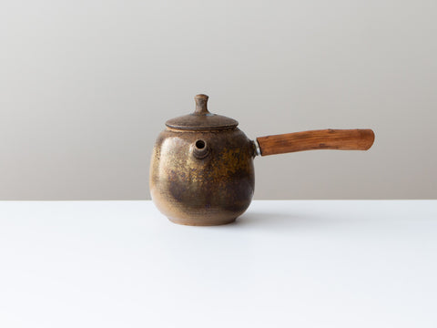 Fire Cypress Teapot, No. 5