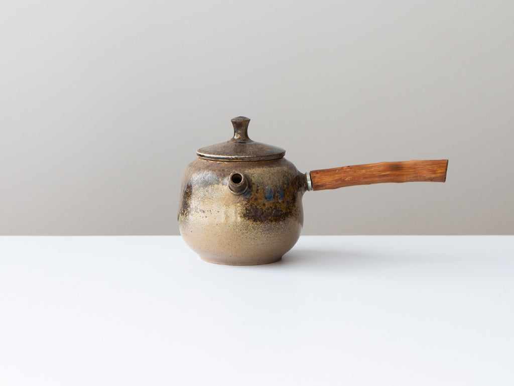 Fire Cypress Teapot, No. 6