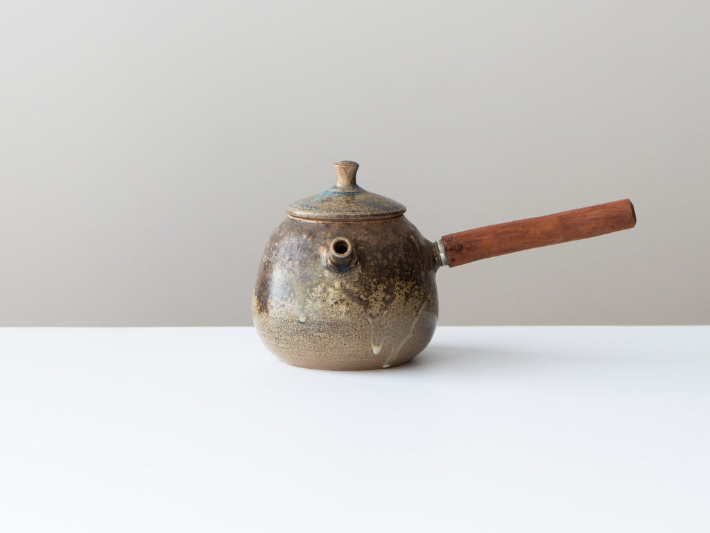 Fire Cypress Teapot, No. 7
