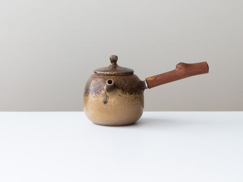 Fire Cypress Teapot, No. 8