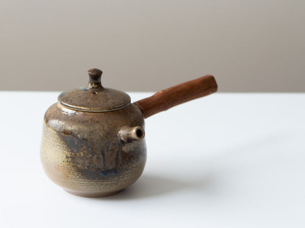 Fire Cypress Teapot, No. 9