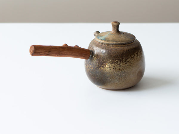 Fire Cypress Teapot, No. 10