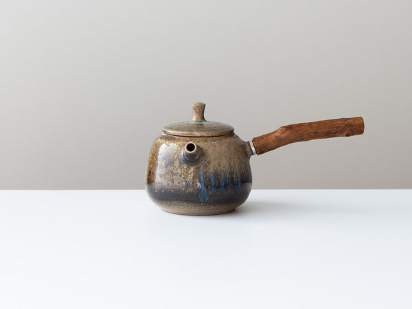 Fire Cypress Teapot, No. 11