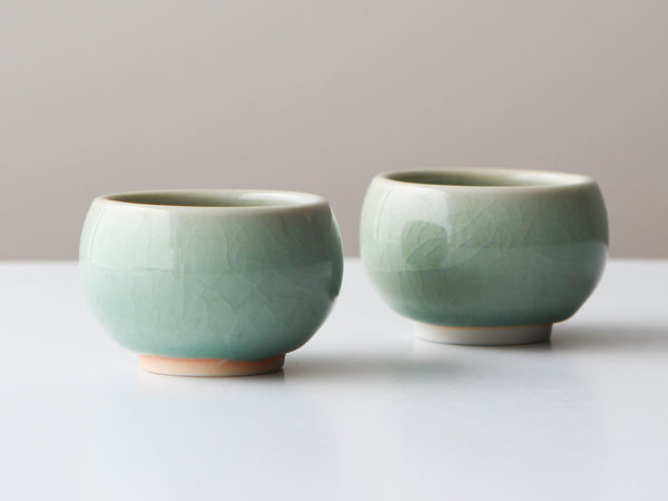A Pair of Song Cups