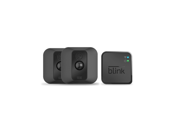 Blink Xt Five Camera Security System Outdoor Hd Security