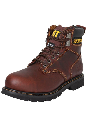 Botin Caterpillar Grasso tan