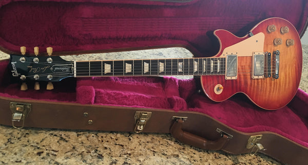 2014 Gibson Les Paul Traditional 120th Anniversary Model