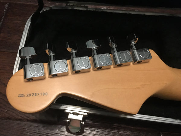 2001 Fender American Standard Texas Special Stratocaster