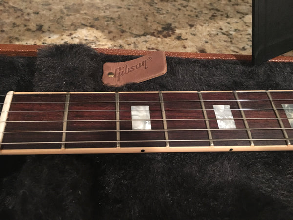 MINT 2017 Gibson Memphis ES-335 Figured Lightburst