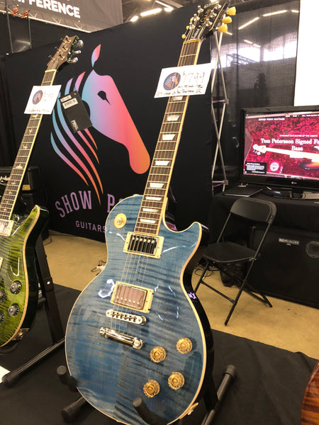 2015 Gibson Les Paul Traditional SR Sprint Run (only 148 Made in Ocean Blue)